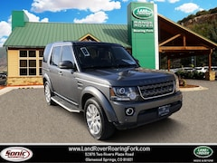 Used 2016 Land Rover LR4 4WD 4dr for sale in Glenwood Springs, CO