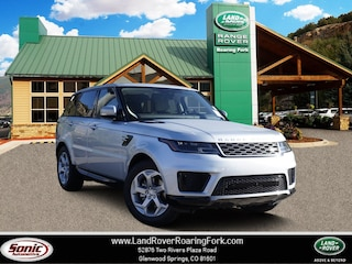 New 2019 Land Rover Range Rover Sport HSE Td6 SUV for sale in Glenwood Springs, CO