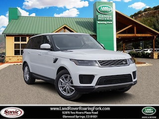 New 2019 Land Rover Range Rover Sport SE Td6 SUV for sale in Glenwood Springs, CO