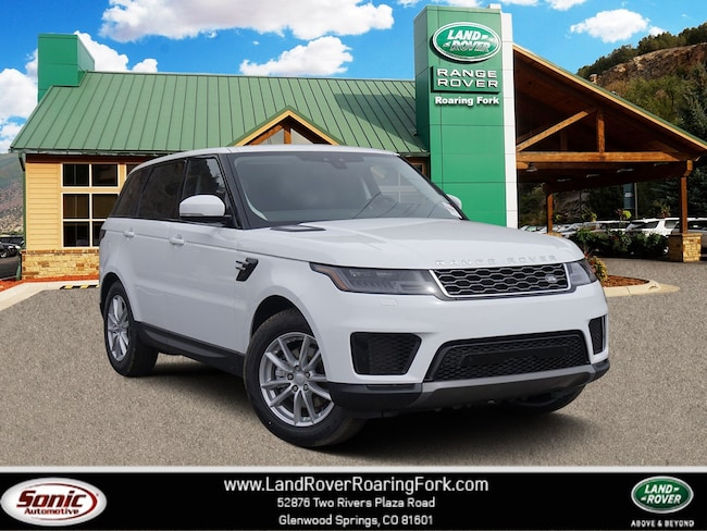 New 2019 Land Rover Range Rover Sport SE Td6 SUV in Glenwood Springs