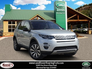 New 2019 Land Rover Discovery Sport HSE LUX SUV for sale in Glenwood Springs, CO