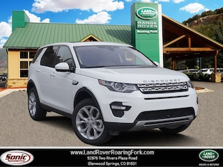 New 2019 Land Rover Discovery Sport HSE SUV for sale in Glenwood Springs, CO