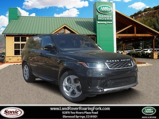 New 2018 Land Rover Range Rover Sport HSE SUV for sale in Glenwood Springs, CO