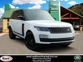 New 2018 Land Rover Range Rover 3.0L V6 Supercharged HSE SUV for sale in Glenwood Springs, CO