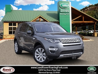 New 2018 Land Rover Discovery Sport HSE LUX SUV for sale in Glenwood Springs, CO