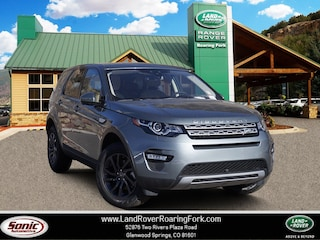 New 2019 Land Rover Discovery Sport SUV for sale in Glenwood Springs, CO