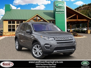 New 2018 Land Rover Discovery Sport HSE SUV for sale in Glenwood Springs, CO