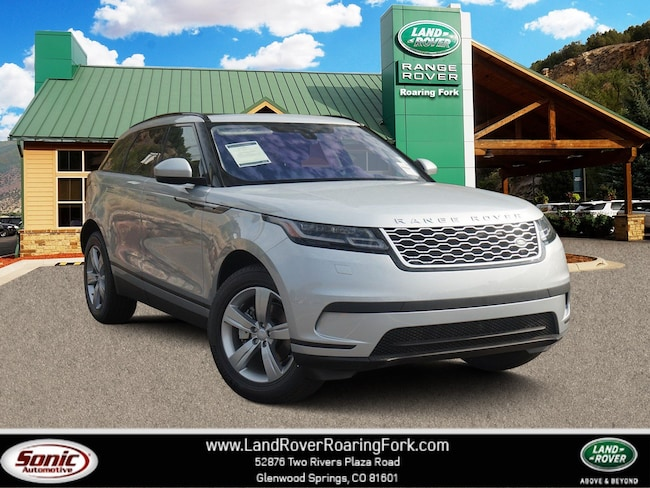 New 2018 Land Rover Range Rover Velar P250 S SUV in Glenwood Springs