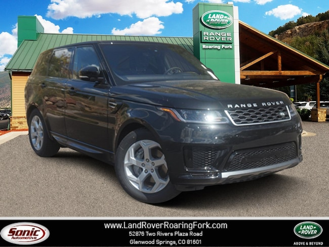 New 2018 Land Rover Range Rover Sport HSE SUV in Glenwood Springs