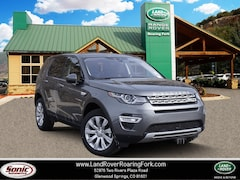 2018 Land Rover Discovery Sport HSE LUX SUV
