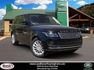 New 2018 Land Rover Range Rover 3.0L V6 Turbocharged Diesel HSE Td6 SUV for sale in Glenwood Springs, CO