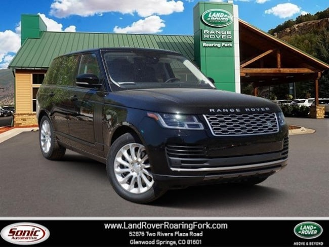 New 2018 Land Rover Range Rover 3.0L V6 Turbocharged Diesel HSE Td6 SUV in Glenwood Springs