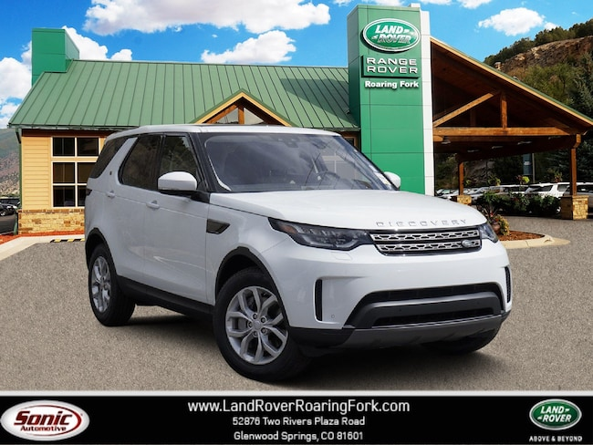 New 2019 Land Rover Discovery SE SUV in Glenwood Springs