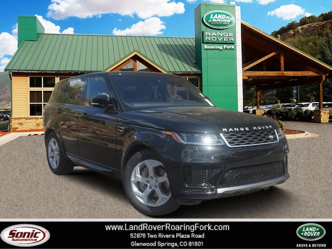 New 2018 Land Rover Range Rover Sport HSE SUV in Glenwood Springs