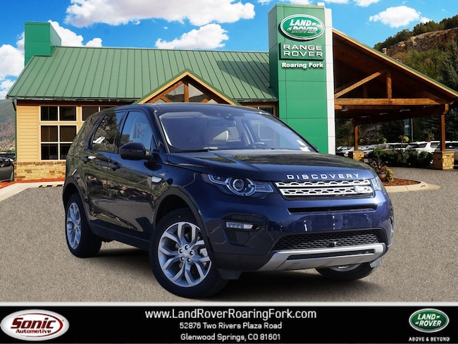 New 2019 Land Rover Discovery Sport HSE SUV in Glenwood Springs