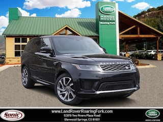 New 2019 Land Rover Range Rover Sport HSE SUV for sale in Glenwood Springs, CO