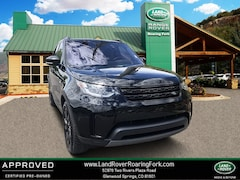 Certified Pre-Owned 2018 Land Rover Discovery HSE SUV for sale in Glenwood Springs, CO