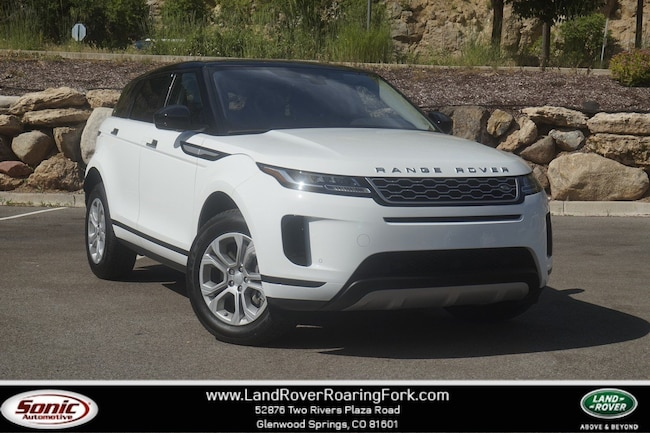 New 2020 Land Rover Range Rover Evoque S SUV in Glenwood Springs