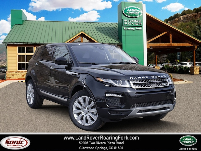 New 2018 Land Rover Range Rover Evoque HSE SUV in Glenwood Springs