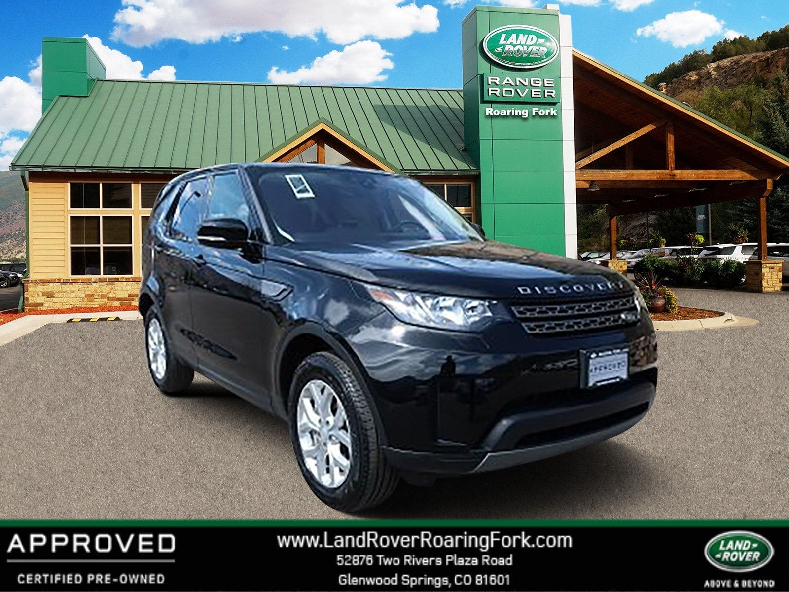 2018 Land Rover Discovery SE SUV