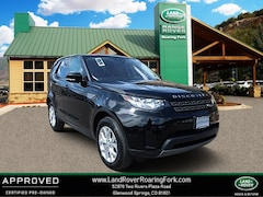Certified Pre-Owned 2018 Land Rover Discovery SE SUV for sale in Glenwood Springs, CO