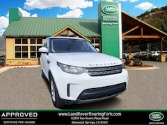Used 2018 Land Rover Discovery SE SUV for sale in Glenwood Springs, CO