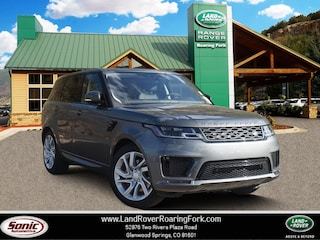 New 2019 Land Rover Range Rover Sport Supercharged Dynamic SUV for sale in Glenwood Springs, CO