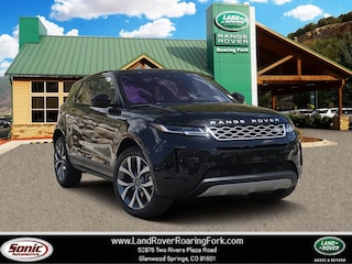 New 2020 Land Rover Range Rover Evoque SE SUV for sale in Glenwood Springs, CO