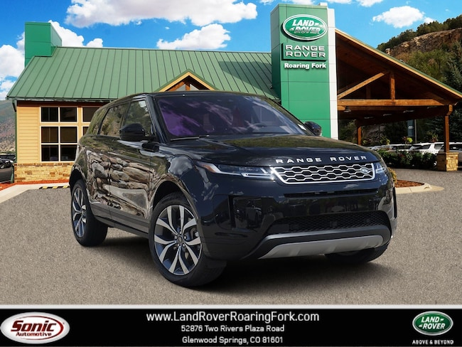 2020 Land Rover Range Rover: Changes, New Inline-6 Engine, Price >> New 2020 Land Rover Range Rover Evoque For Sale In Glenwood Springs