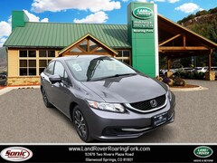Used 2015 Honda Civic Sedan EX 4dr CVT for sale in Glenwood Springs, CO