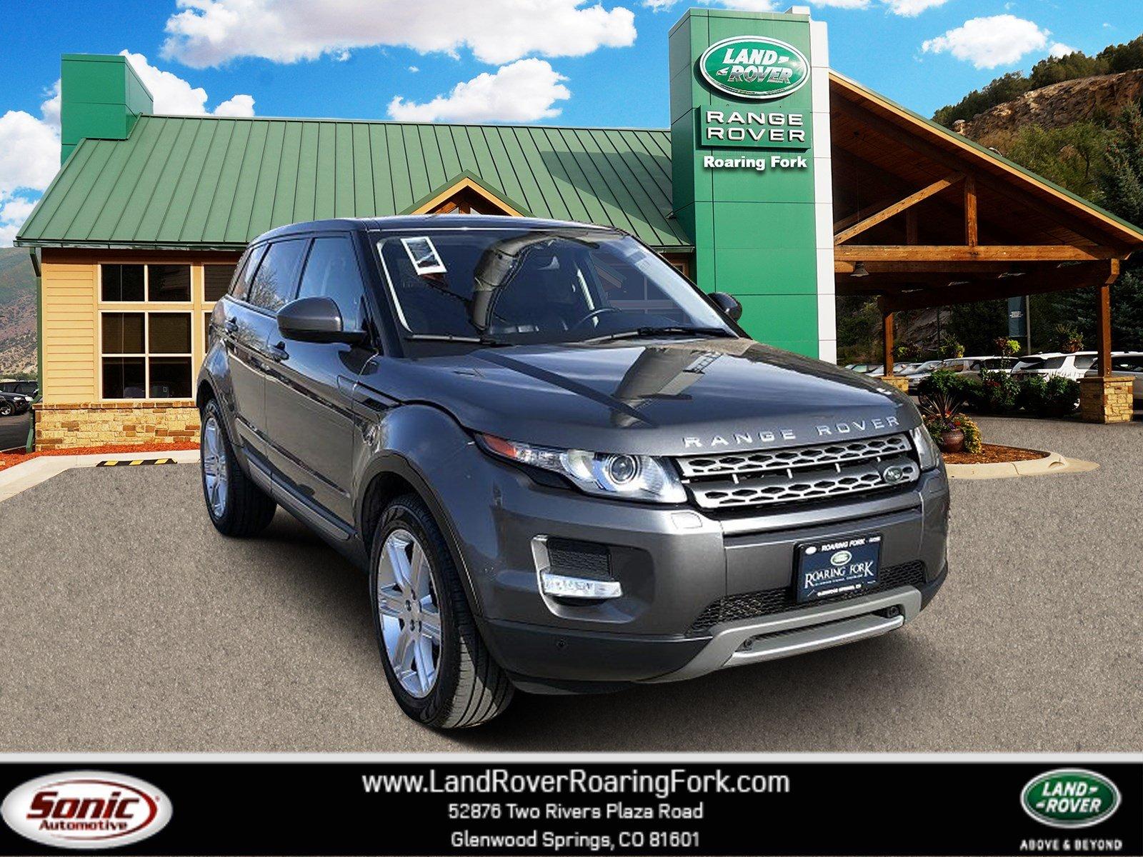 2015 Land Rover Range Rover Evoque Pure Plus 5dr HB