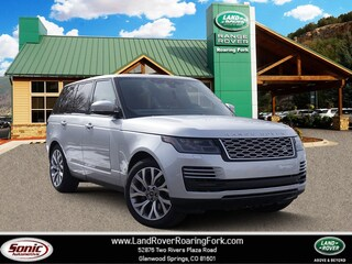 New 2019 Land Rover Range Rover 3.0L V6 Supercharged HSE SUV for sale in Glenwood Springs, CO
