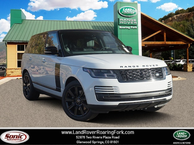 New 2018 Land Rover Range Rover 3.0L V6 Supercharged HSE SUV in Glenwood Springs