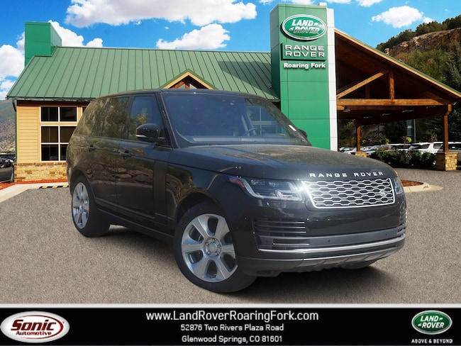 New 2018 Land Rover Range Rover 5.0L V8 Supercharged SUV in Glenwood Springs