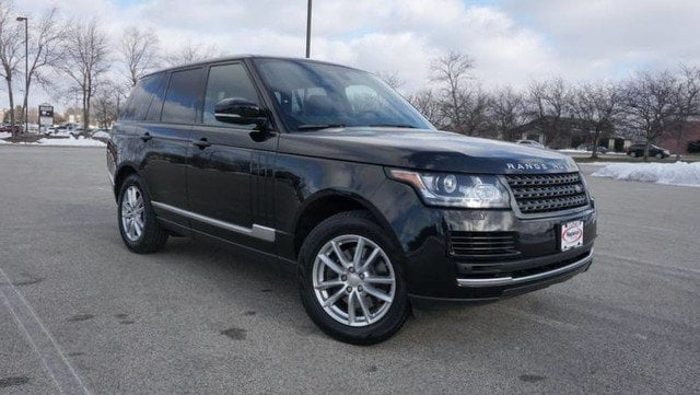 2015 Land Rover Range Rover 3.0L V6 Supercharged SUV
