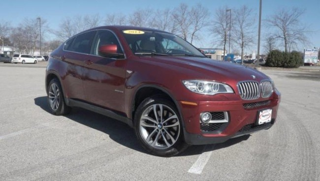 2014 BMW X6 xDrive50i Sports Activity Coupe