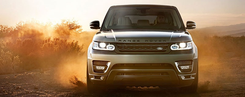 2017 Range Rover Sport Lease Special