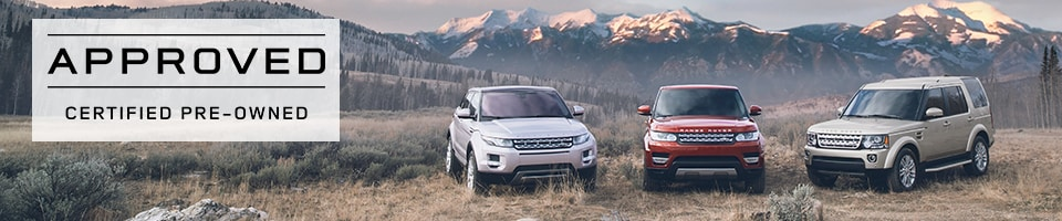 Approved Certified Pre Owned Program Land Rover San Diego