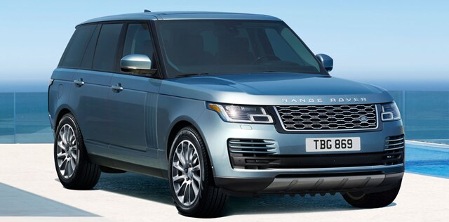 2019 Land Rover Range Rover Review Specs Features San Diego Ca