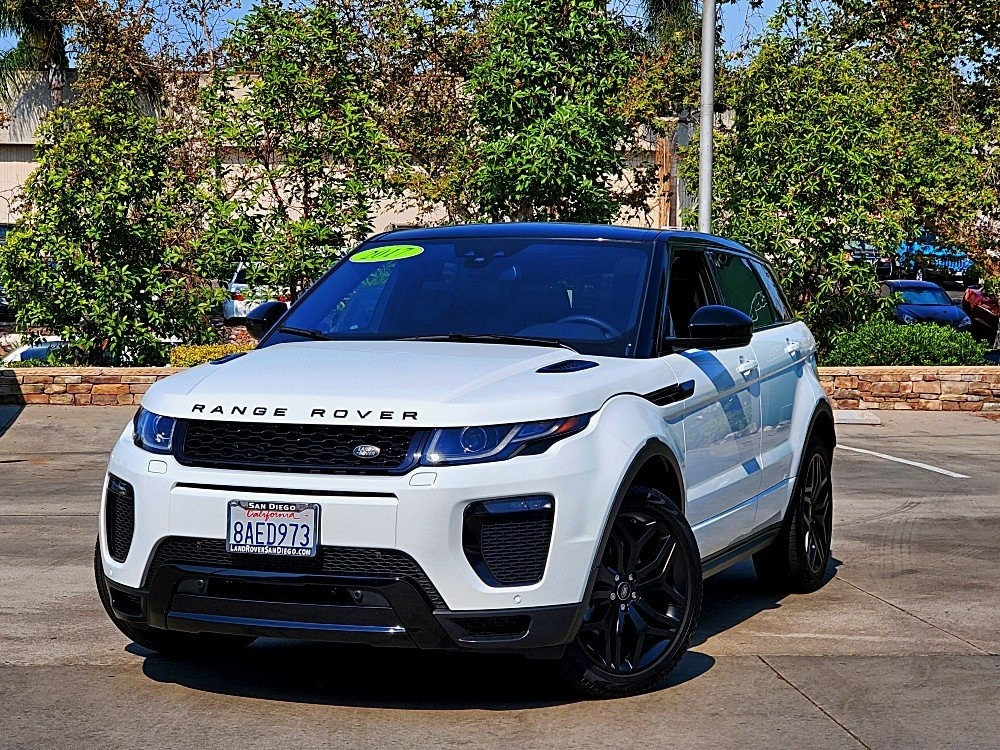 Used Land Rover Range Rover Evoque Pembroke Pines Fl