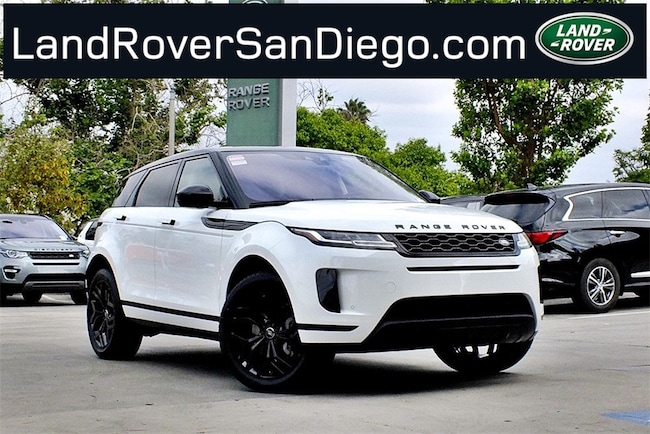 New 2020 Land Rover Range Rover Evoque For Sale in San Diego