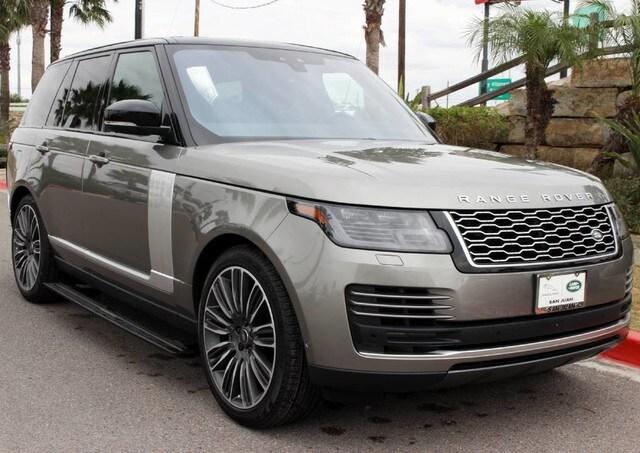 2019 Land Rover Range Rover HSE SUV
