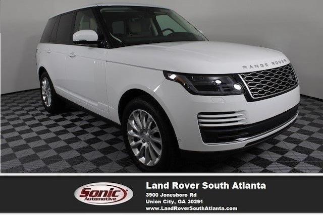 Range Rover Atlanta >> 2019 Land Rover Range Rover Hse Suv