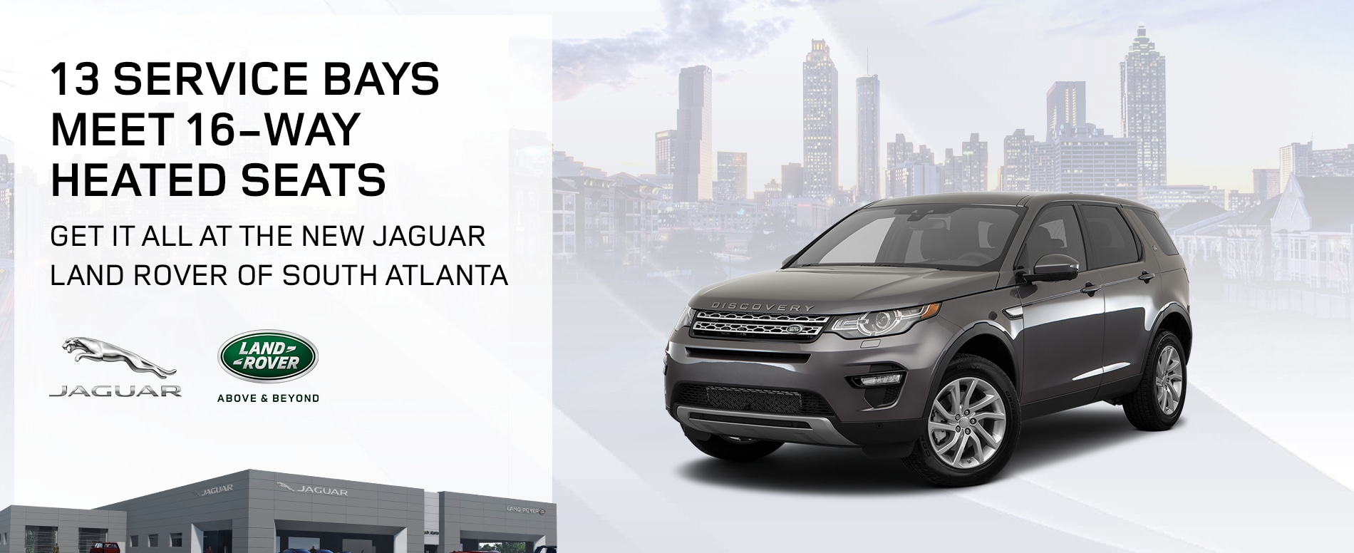 Land Rover South Atlanta