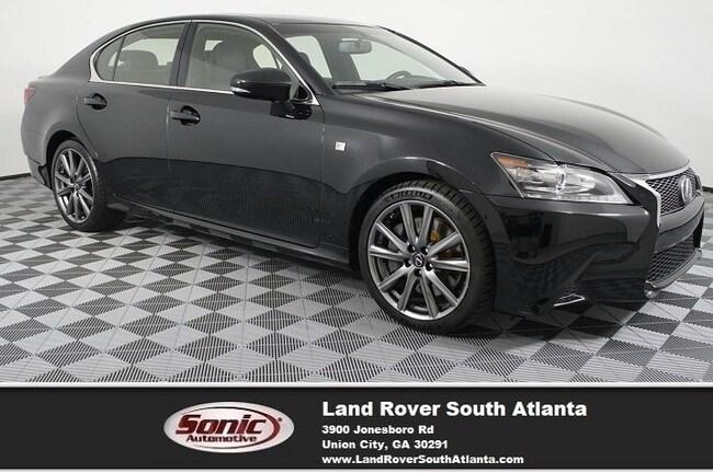 Lexus Of South Atlanta >> Used 2014 Lexus Gs 350 For Sale At Land Rover South Atlanta Vin