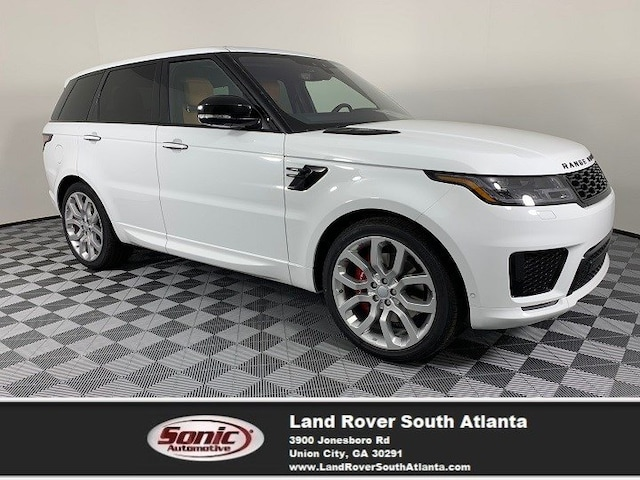 Range Rover Atlanta >> 2019 Land Rover Range Rover Sport Supercharged Suv
