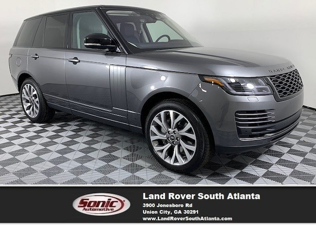 2019 Land Rover Range Rover SE SUV