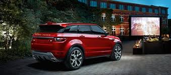 New Land Rover Inventory