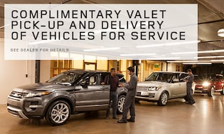 Complimentary Valet Pick-Up & Delivery