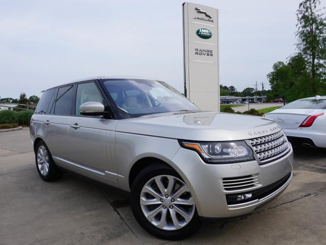 2016 Land Rover Range Rover HSE 4WD SUV